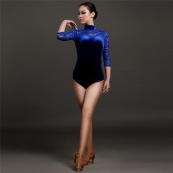 YLC014 Latin Dance Practice Dress