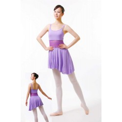 B301002    Women Leotard With Skirt