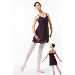 B150011    Women Leotard With Skirt