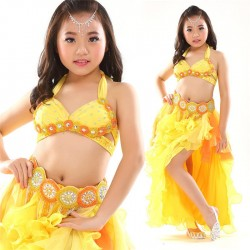 Be00040   Belly Dance Costume Child