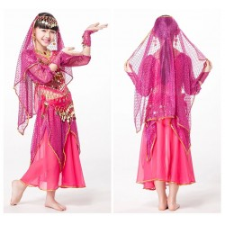 Be00004   Belly Dance Costume Child