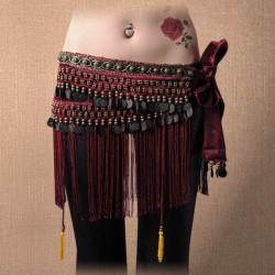 Be00084    Belly Dance Belt