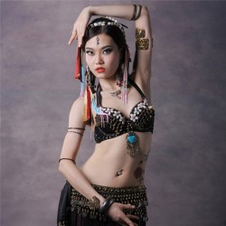 Be00149    Belly Dance Top