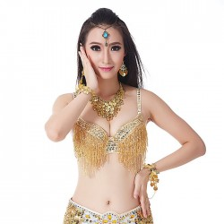 Be00154    Belly Dance Bra