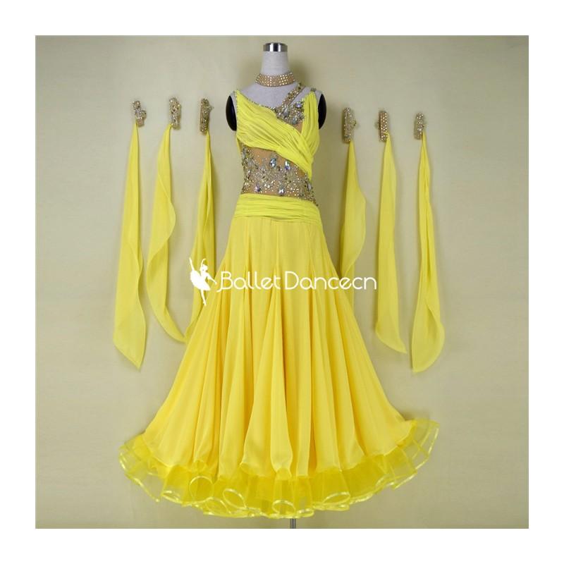 HF00009Ballroom performances Dress