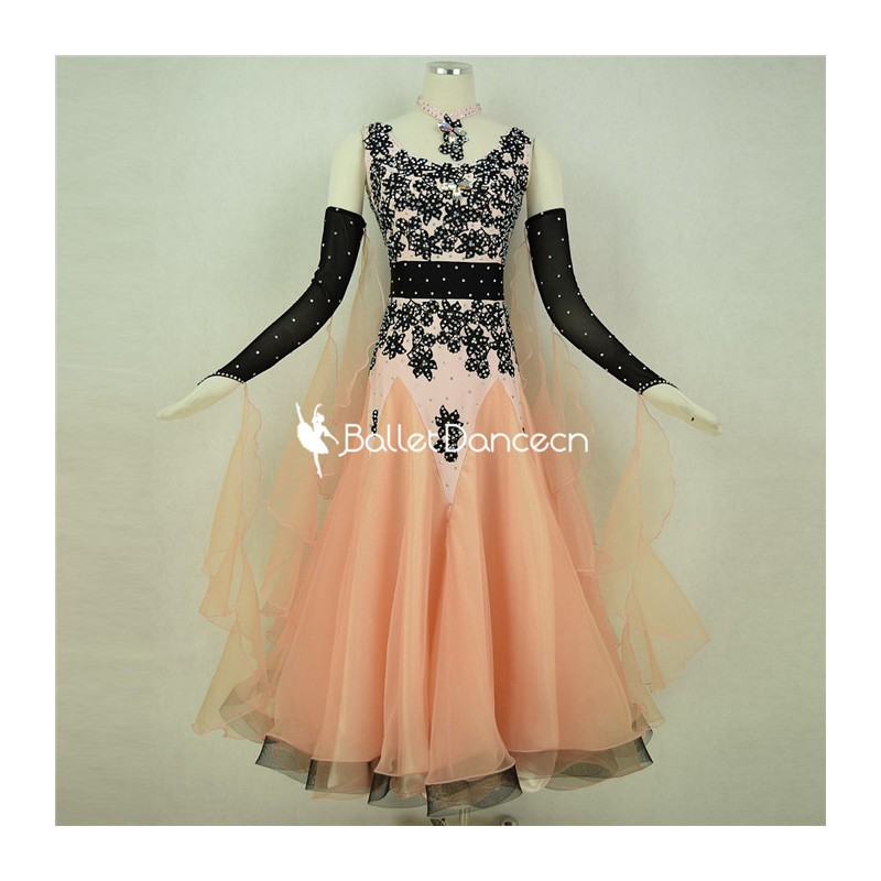 HF00469 Ballroom performances Dress