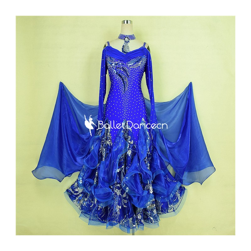 HF00463 Ballroom performances Dress