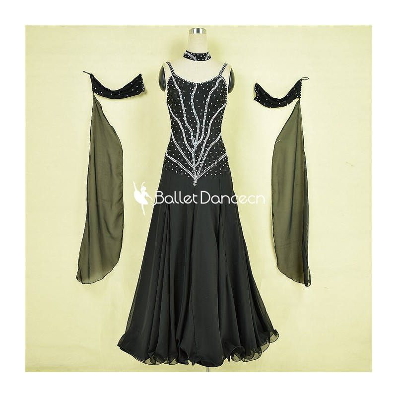 HF00449 Ballroom performances Dress