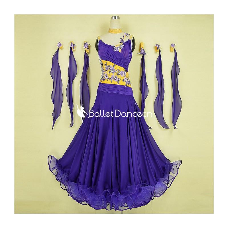 HF00441 Ballroom performances Dress