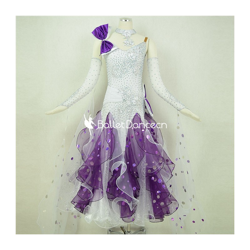 HF00431 Ballroom performances Dress