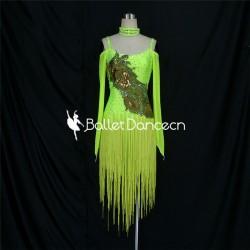 HF00373  Latin performances Dress