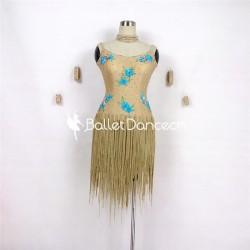 HF00441  Latin performances Dress