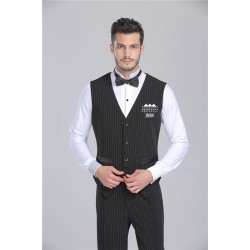 DKM0001   Men's Ballroom Dance Shirt