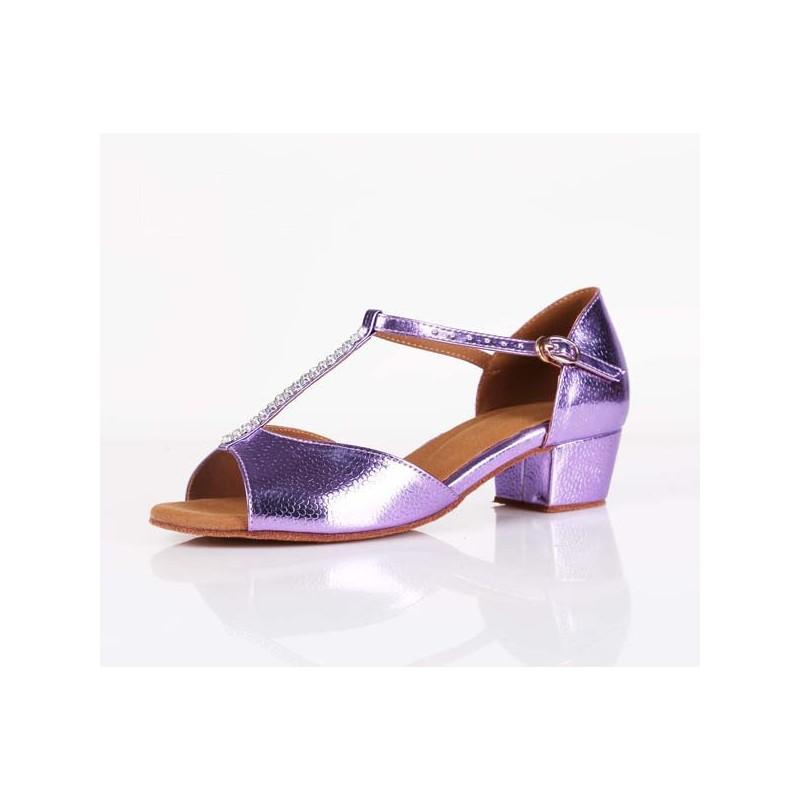 DL00260   Girls Dance Shoes
